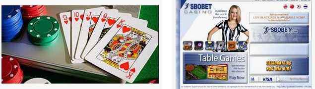 Mendapat bonus besar dari kasino sbobet